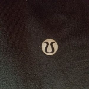 Lululemon Biker Athletic Shorts Black Size 8
